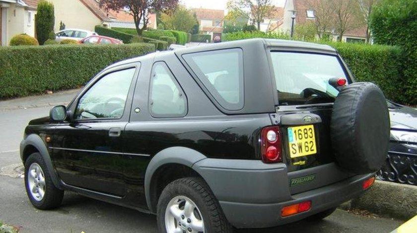 Dezmembrari Land Rover Freelander 1 8 benzina 2000 1796 cmc 88 kw 118 cp tip motor 18k4fj79