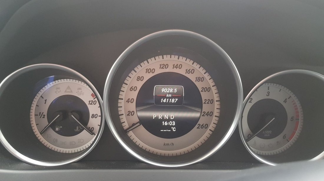 Dezmembrari Mercedes C-Classe Coupe C204 2.2 CDI 170 cai tip motor OM651.911 170 cai cutie 7g-tronic