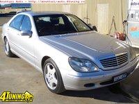 Dezmembrari Mercedes s 320 benzina mercedes s class 1989 2005 165kw 224cp tip motor M 112 944