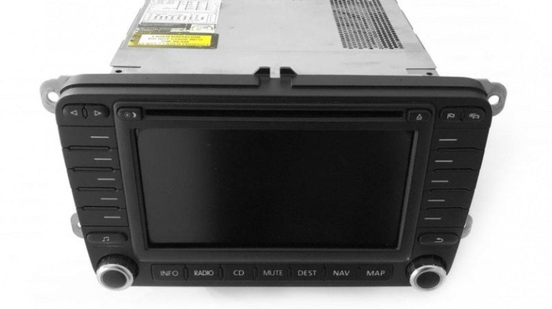 Dezmembrari Radio CD/Navigatie Mare Oe Volkswagen Golf 5 2003-2009 1K0035198B