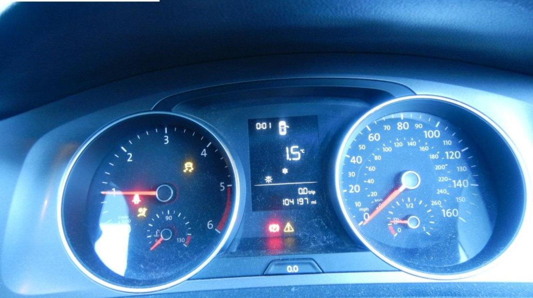 Dezmembrari Volkswagen Golf 7 2014 Hatchback 1.6 TDI