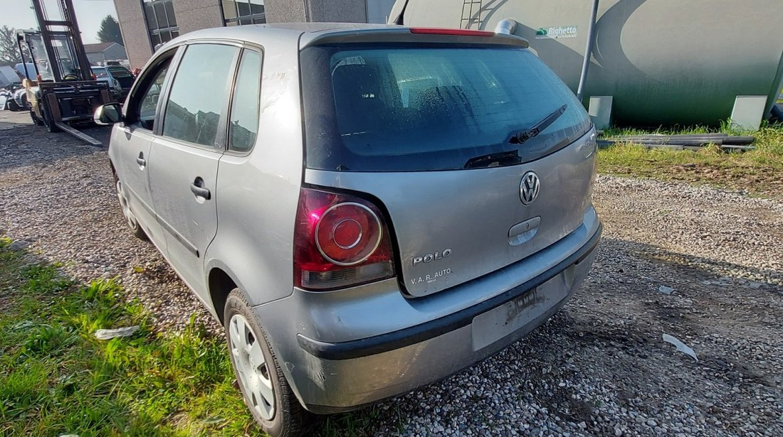 Dezmembrari Volkswagen Polo 9N 2007 facelift 1.2 6v