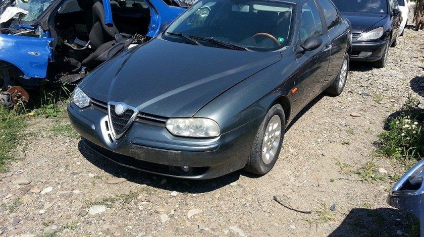 Dezmembrez Alfa Romeo 156 motor 2 4 jtd an 2001