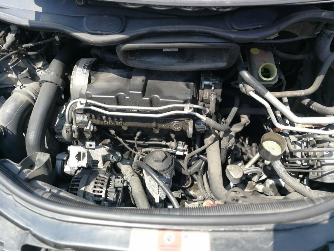 DEZMEMBREZ Audi A2 1.4tdi tip AMF cutie EWQ