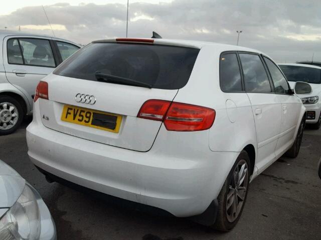 Dezmembrez Audi A3 2010 1.6tdi CAY