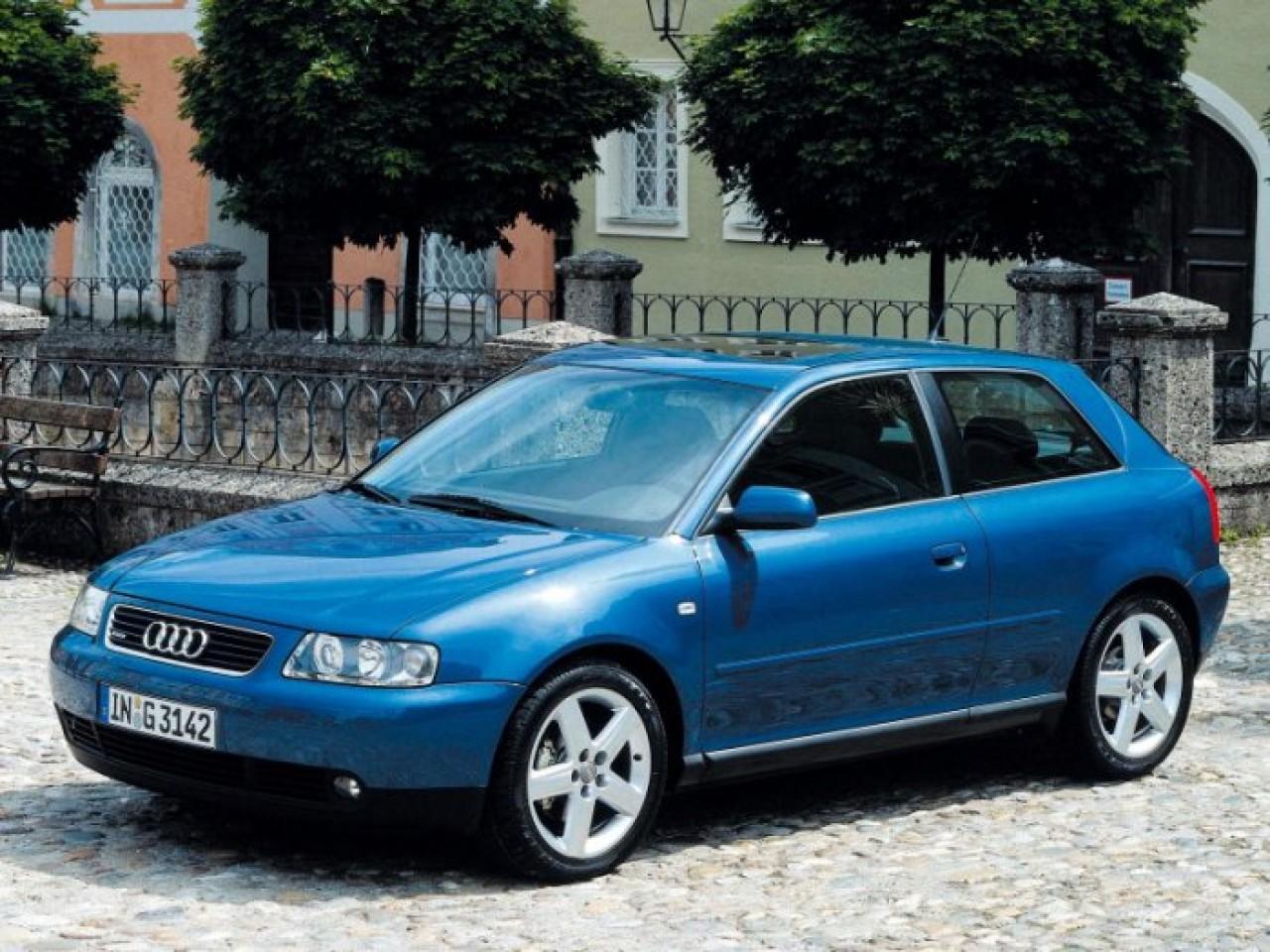 Dezmembrez Audi A3 8L 2002