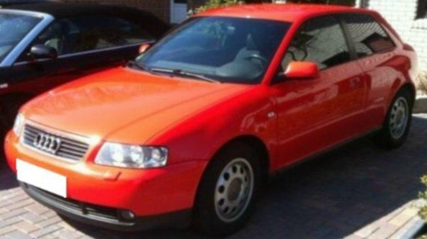 Dezmembrez Audi A3 (8L) an fab 1999 1.8i caroserie 2+1 usi hatchback.
