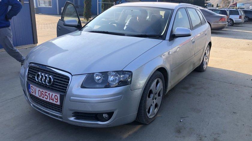 Dezmembrez Audi A3 8P 2.0TDI BKD 2004-2007