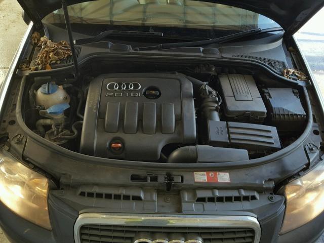 Dezmembrez Audi A3 8P, 2.0tdi BMN