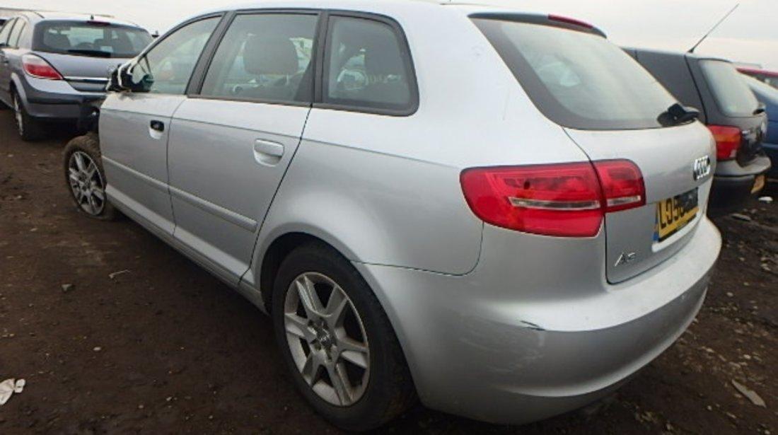 Dezmembrez Audi A3 (8P), 2.0tdi, CBBB