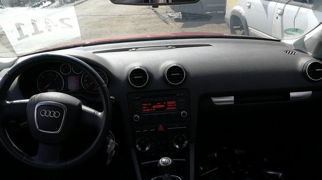 DEZMEMBREZ Audi A3 8P 2.0tdi tip motor BMM tip cutie  JLU
