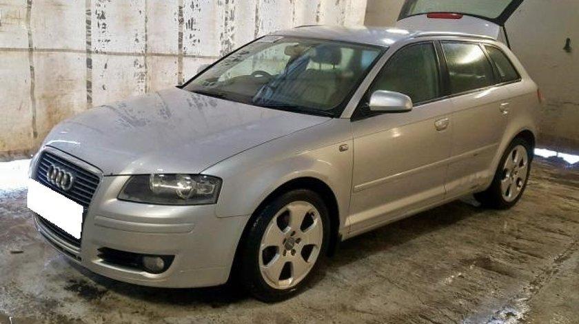 Dezmembrez Audi A3 8P FACELIFT, an fabr. 2006, 2.0D TDI PD