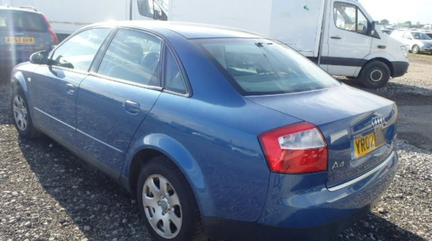 Dezmembrez Audi a4 1.9tdi an 2000-2004
