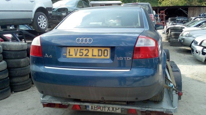 Dezmembrez Audi A4 2003 1.9 TDI