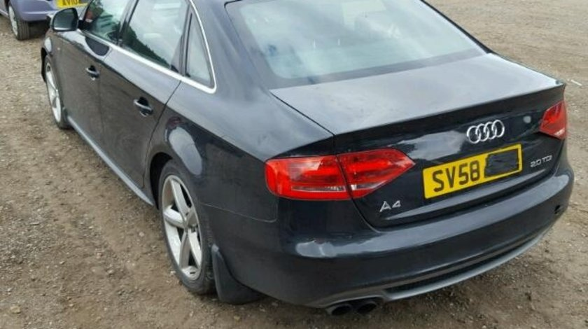 Dezmembrez Audi A4 8K, 2.0tdi