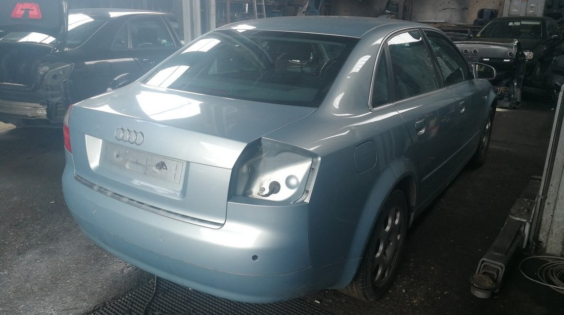 DEZMEMBREZ Audi A4 B6 1.9tdi tip AWX