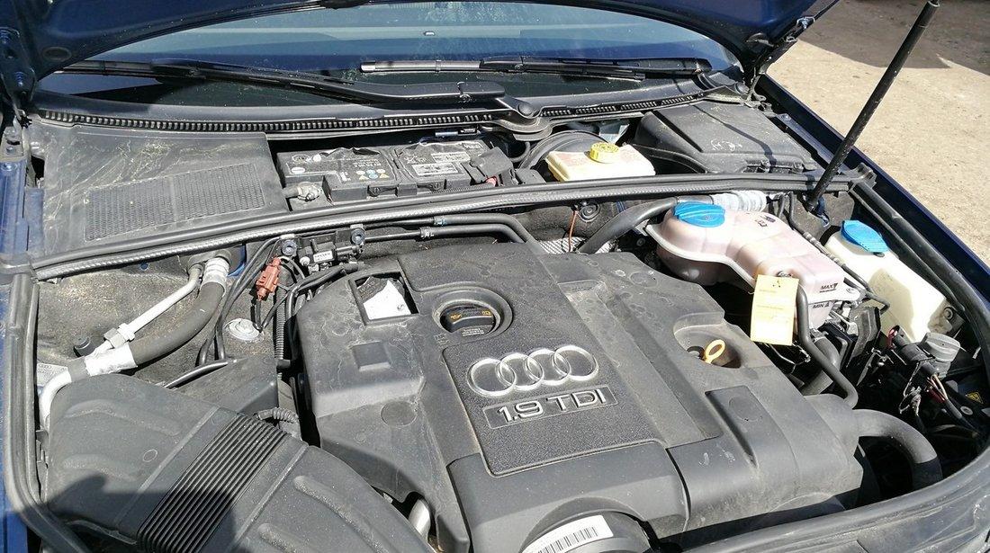 DEZMEMBREZ Audi A4 B7 1.9tdi tip motor BRB tip cutie  JWS