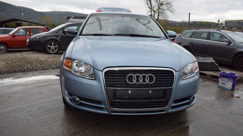 Dezmembrez Audi A4 B7 2.0 TDI 140 CP BPW 2006