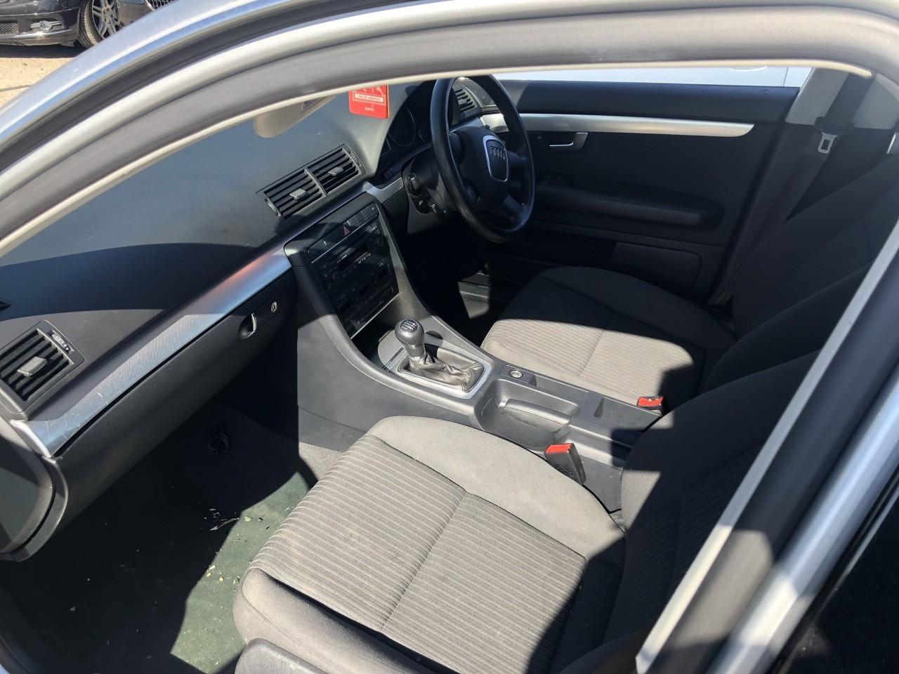 Dezmembrez Audi A4 B7 2,0 tdi 2006 BRE