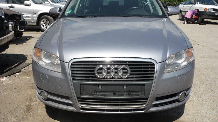 Dezmembrez Audi A4 B7, 2.0 tdi, volan stanga, BLB, automat