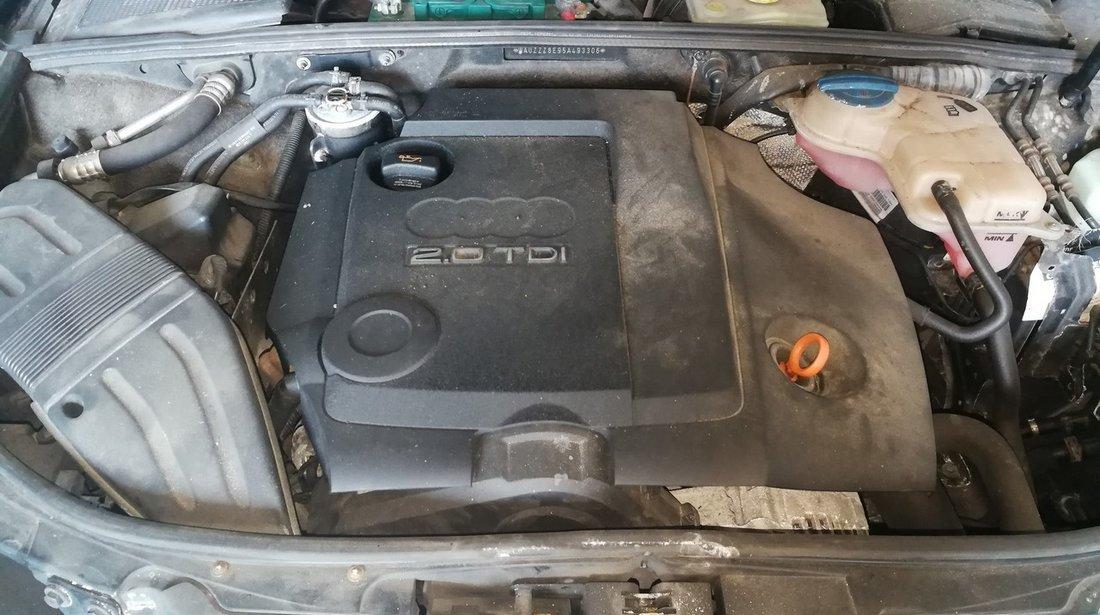 DEZMEMBREZ Audi A4 B7 2.0tdi tip motor BLB tip cutie HCF