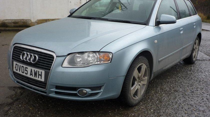 Dezmembrez Audi A4 b7 an 2005 cod BLB 140cp