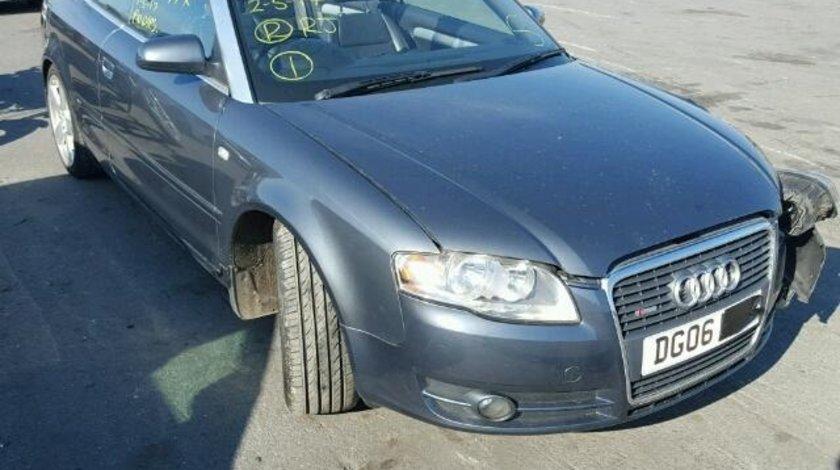 Dezmembrez Audi A4 B7 Cabrio 2.0tdi