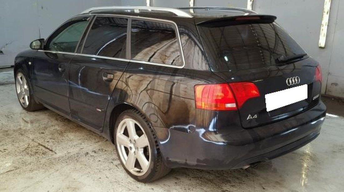Dezmembrez Audi A4(B7) S-Line, an fabr. 2006, 2.0D TDi 16V, Avant