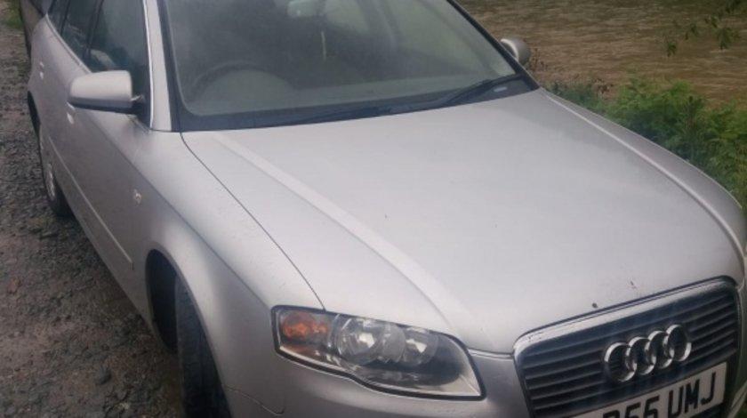Dezmembrez Audi A4 B7 SE 2.0 TDI 2005