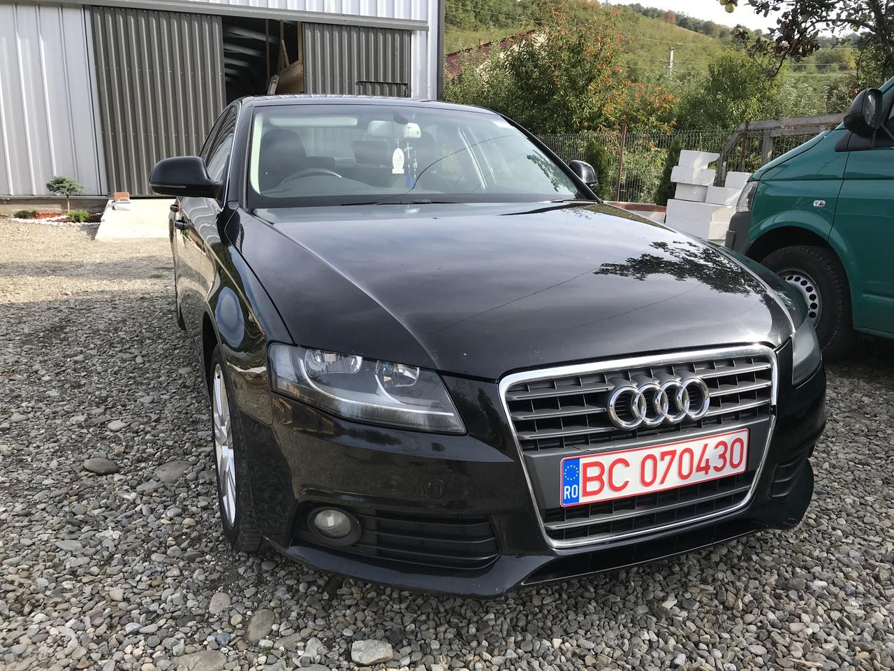 Kelebihan Audi A4 B8 2009 Review