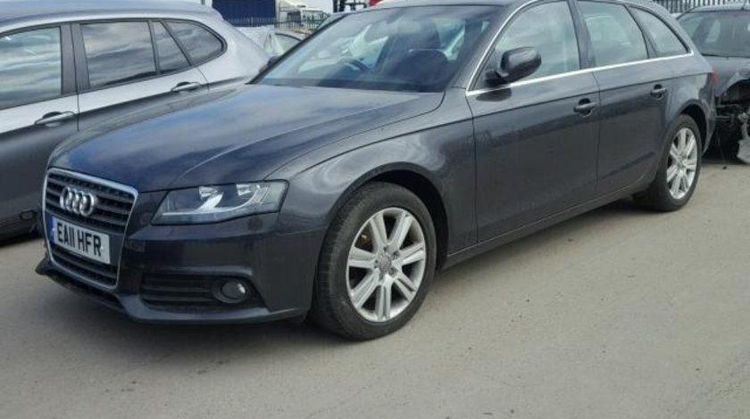 Dezmembrez Audi A4 B8, 2..0tdi