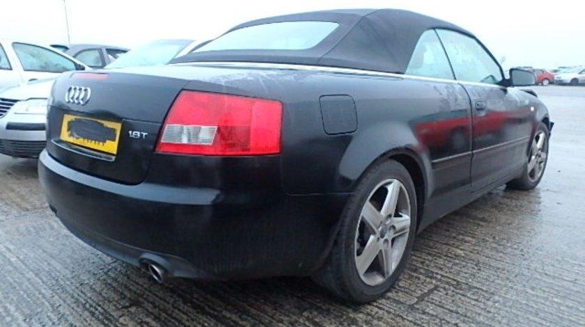 Dezmembrez Audi A4 cabriolet, 1.8T, orice piesa!