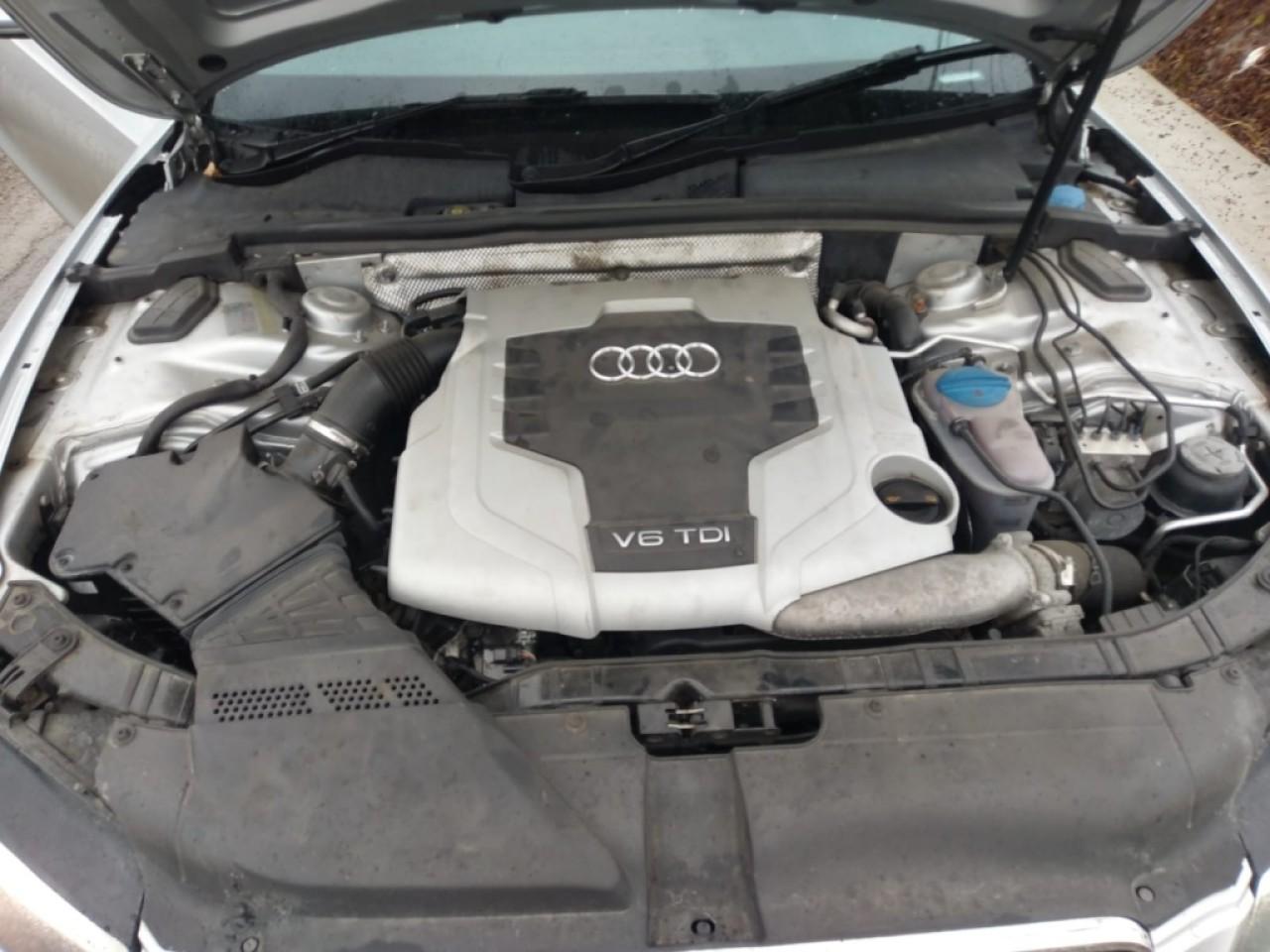 Dezmembrez Audi A5 2008 Coupe 2.7TDI cama