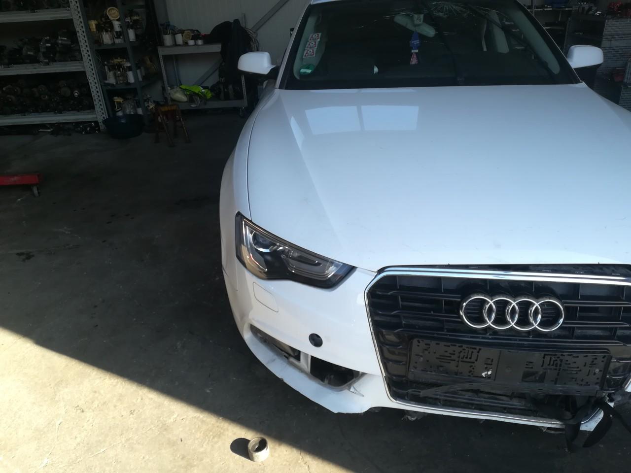 Dezmembrez Audi A5 facelift sportback 2.0 tdi CJC CJCD 2014