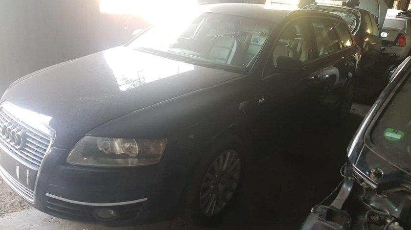 Dezmembrez Audi A6 2.0 tdi an 2007