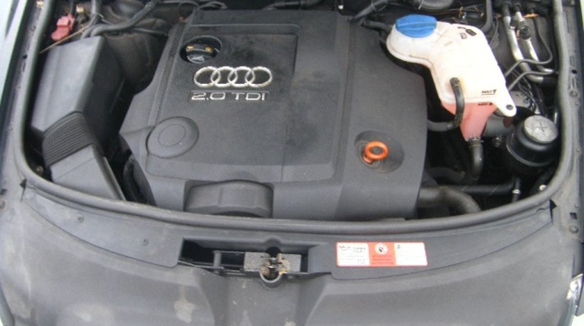 Dezmembrez Audi A6 2.0tdi 4f