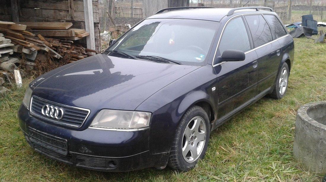 Dezmembrez Audi A6. 2.5 tdi 150 cp 110kw 1997-2000 AFB, AKN
