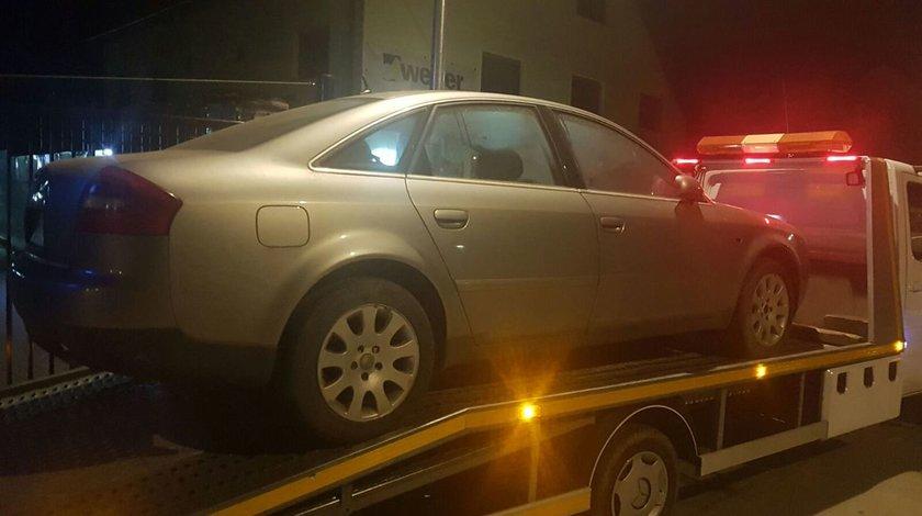 Dezmembrez Audi A6 2.5 tdi Quattro an 2001 automata