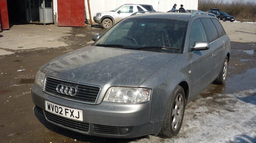 Dezmembrez Audi A6 2 5tdi 163CP 2002 model avant