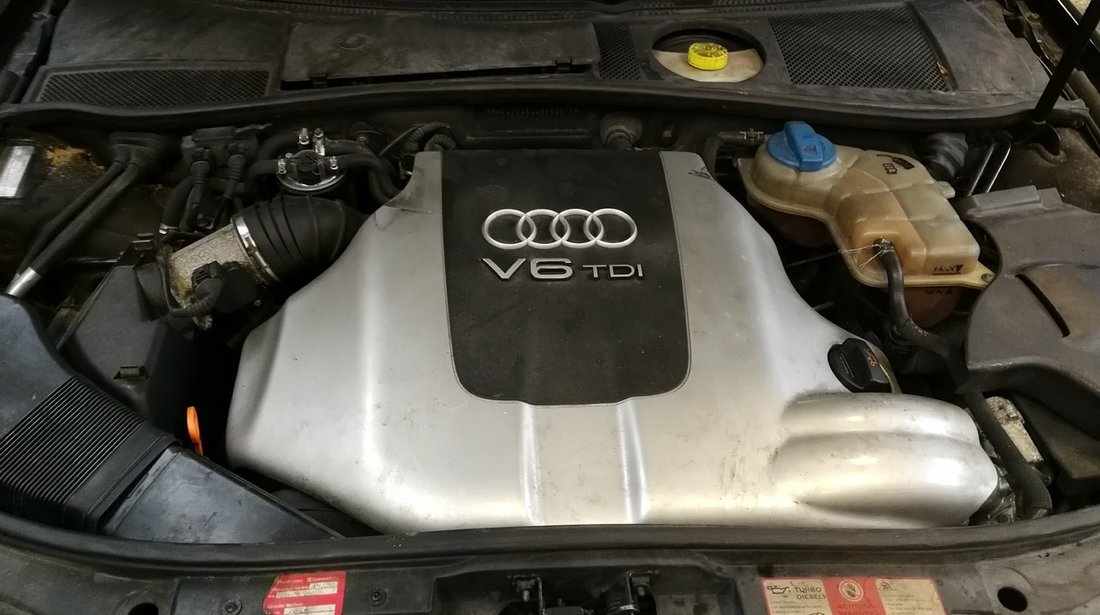 DEZMEMBREZ Audi A6 4B 2.5tdi tip BDG euro 4