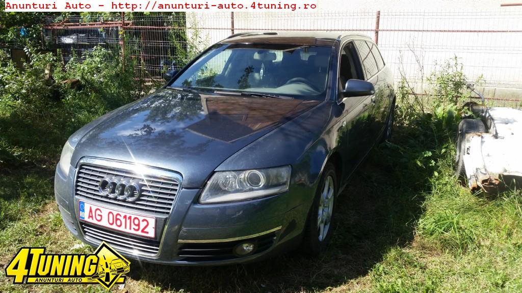 Dezmembrez Audi A6 4F 3.0 Tdi BMK 2004 2005 2006 2007