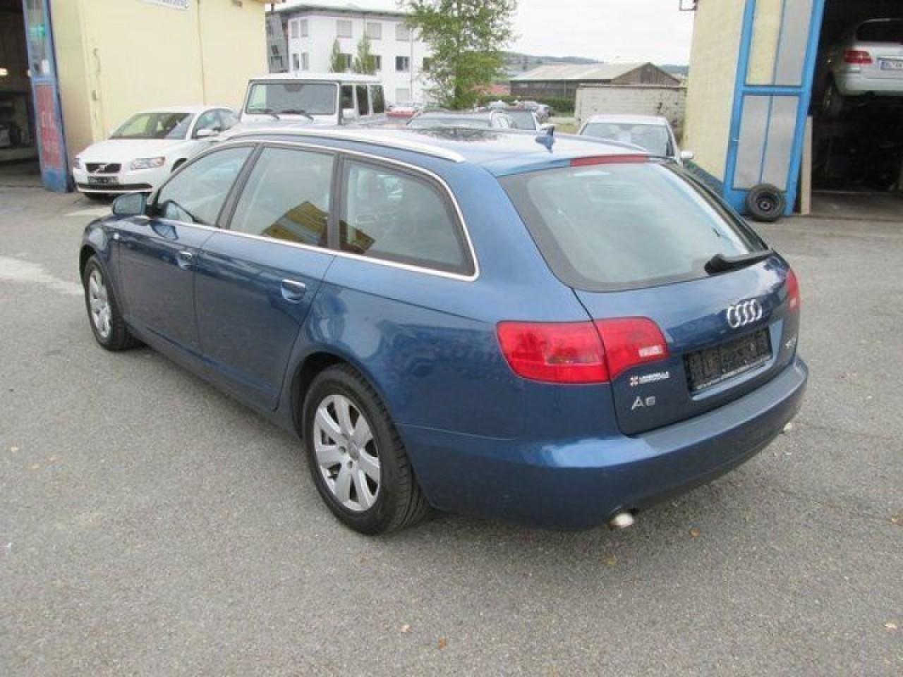 Dezmembrez Audi A6 4F C6  2006 asb bmk bpp 2.7 3.0 tdi