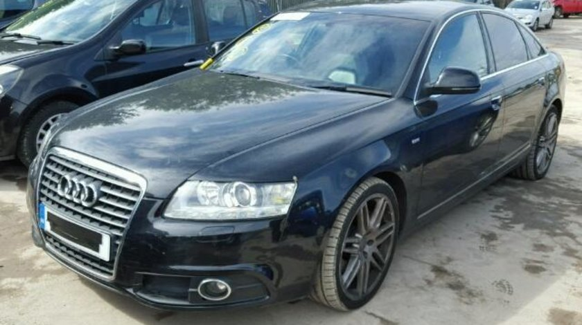 Dezmembrez Audi A6 4F C6 facelift, 2.0tdi