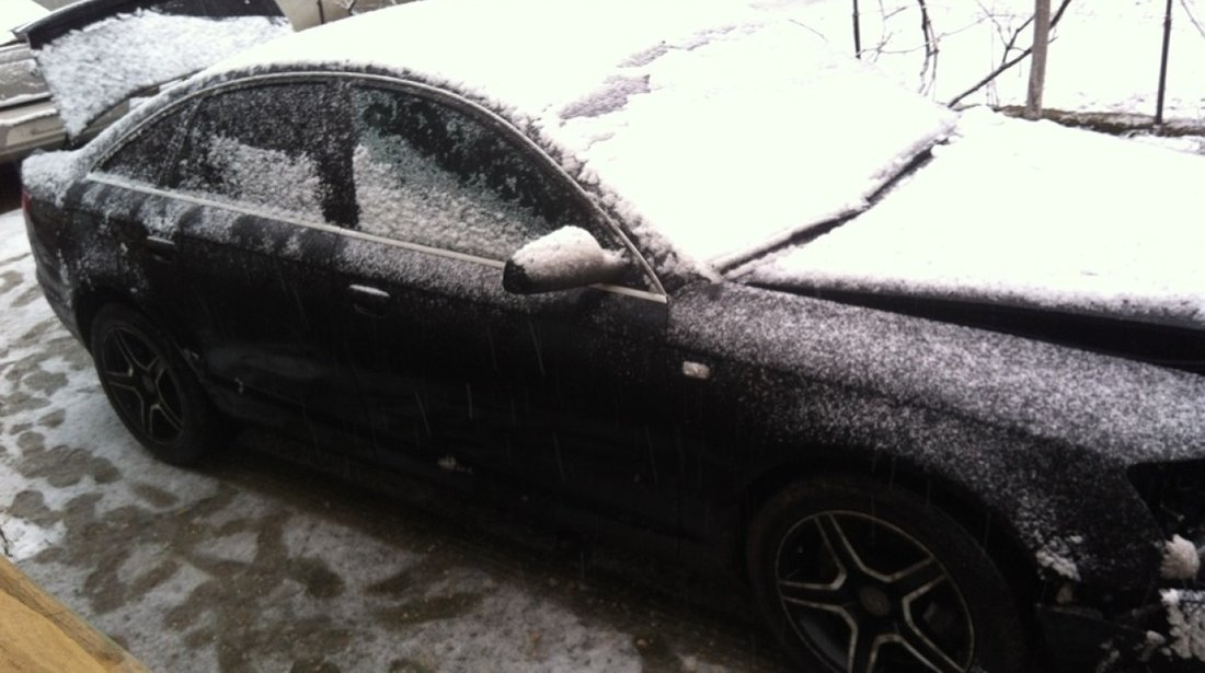 Dezmembrez Audi A6 4f Quattro 3 0 Tdi Bmk 224 De Cai