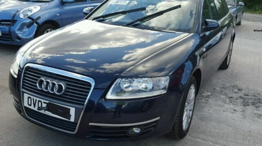 Dezmembrez Audi A6 4G 2.0tdi BLB