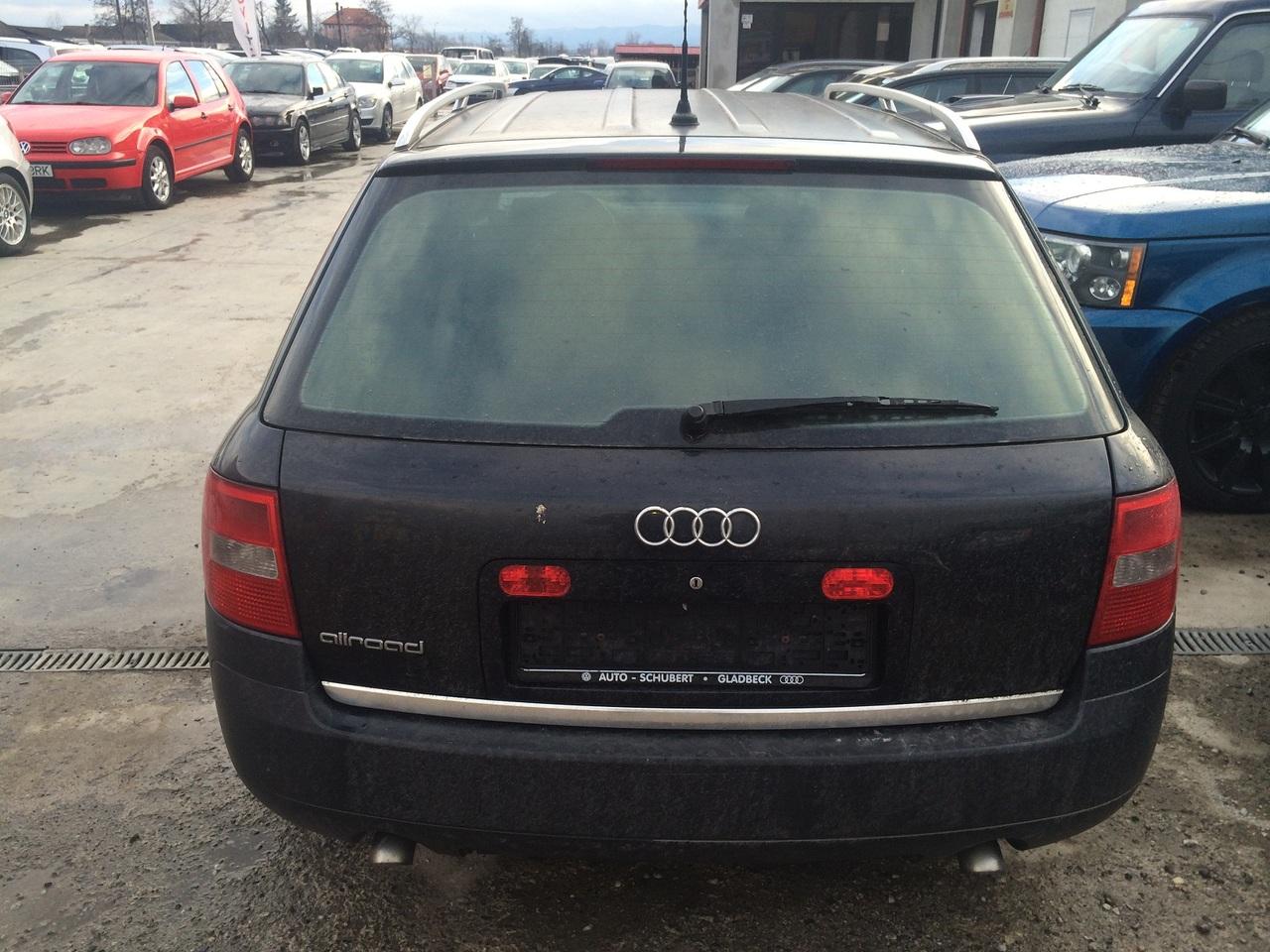 Dezmembrez Audi A6 Allroad 2,5 tdi 2002