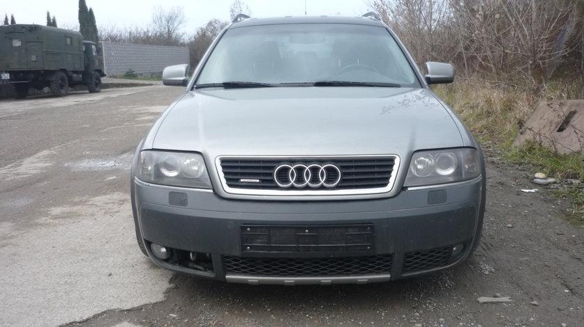 Dezmembrez Audi A6 allroad, 2.5tdi, AKE, 180cp, 2003, volan stanga