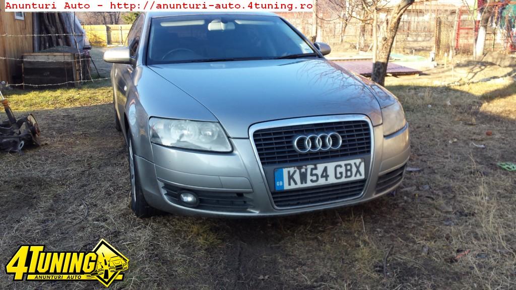 Dezmembrez Audi A6 c6 4F 2.0 TDI BLB BRE 2004 2005 2006 2007