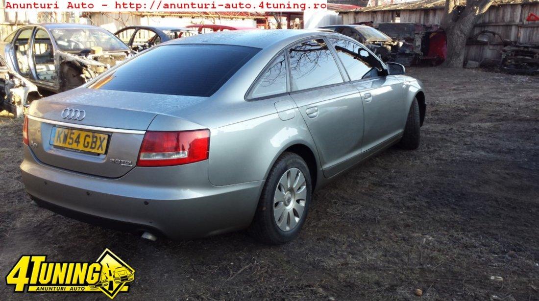 Dezmembrez Audi A6 c6 4F 2004 2005 2006 2007