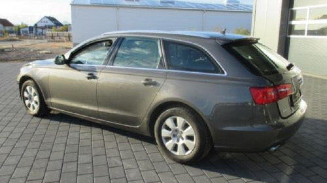 Dezmembrez Audi A6 C7 an 2012 motor 3.0 tdi